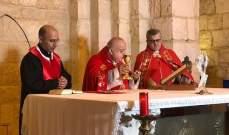 المطران بو جودة: مسيحيو لبنان منقسمون علت بعضهم البعض