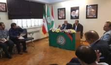 خليل حمدان من طهران: السلطة الليبية الحالية مسؤولة عن تحرير الصدر