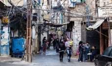 صفارات الانذار تطلق من مساجد المخيمات الفلسطينية