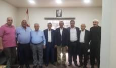 النشرة: انتخاب رئيس بلدية كفرحمام كامل حمود نائبا لرئيس اتحاد بلديات العرقوب