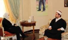 المفتي الحبال: صاحب القرار على مستوى رئاسة الجمهورية لا يكترث بما يحل بلبنان
