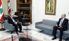 الرئيس عون أكد اهتمامه بمطالب زحلة والبقاع وتطبيق الدولار الطالبي