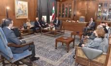 بري التقى مجلس القضاء الاعلى ومجلس الشورى وديوان المحاسبة