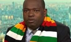 رئاسة زيمبابوي: وفاة وزير خارجية البلاد بكورونا