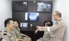 قيادة الدفاع المدني في جمعية الرسالة سلمت سيارة عمليات ميدانية مجهزة