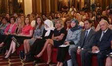عز الدين: الكوتا النسائية يجب أن تصبح مادة حاضرة بكل مشروع قانون انتخابي يُقدم