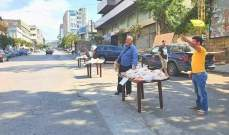 بلدية النبطية أمنت كميات كبيرة من الخبز وباعتها للمواطنين بألف ليرة