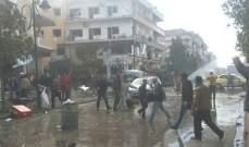سانا:مقتل 3 وإصابة آخرين بانفجار لغم من مخلفات الإرهابيين بريف السلمية
