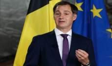 الحكومة البلجيكية حظرت دخول المواطنين القادمين من بريطانيا جوا أو عبر