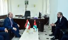 وزير خارجية الاردن بعد لقاء وهبه: لبنان ليس لوحده نحن دائما معه