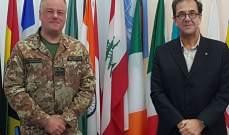السفير الفرنسي في لبنان: فرنسا متمسكة بلبنان وجيشه