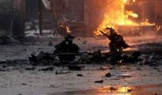 المرصد السوري: مقتل 3 أشخاص وإصابة 5 بانفجار سيارة مفخخة في رأس العين
