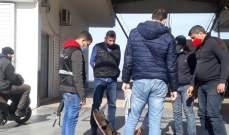 مراقبو حماية المستهلك كشفوا على محطات المحروقات في منطقة عكار