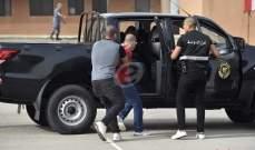 أمن الدولة توقف عصابة ترويج مخدرات في الدكوانة