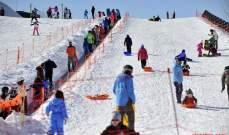 Mzaar Ski Resort: إنهاء موسم التزلج لهذا العام حفاظا على سلامة الجميع