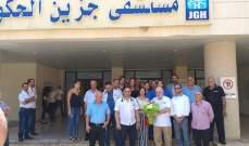 أبو زيد: مستشفى جزين مرفق حيوي ومن الضروري ان يستمر