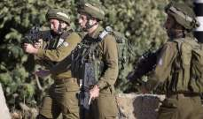 الجيش الإسرائيلي يعتقل 12 فلسطينيا بالضفة الغربية