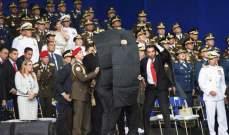 الإدعاء الفنزويلي: تورط ضابطين كبيرين في محاولة اغتيال الرئيس مادورو