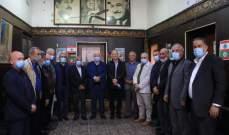 اجتماع موسع للتنظيم الناصري وفصائل منظمة التحرير: للتعاون لحماية الأمن والاستقرار