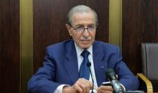 أنور الخليل: لم أحسب أنني سأحيا إلى يوم يُقلل فيه مجلسنا النيابي قيمة الإغتراب اللبناني