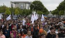 ثلاثون ألف شخص تظاهروا في ألمانيا تأييدا لمنظمات إنقاذ المهاجرين