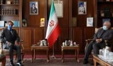 """ظريف يحضر اجتماع """"إيران فنزويلا المشترك للدفاع عن العالم الجديد"""""""