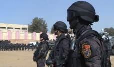 قوات الأمن المصرية تصدت لعملية إرهابية كبيرة جنوبي سيناء