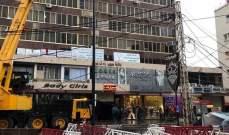"""النشرة: رئيس بلدية صيدا تابع تداعيات العاصفة """"نورما"""" في المدينة"""