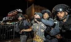 مواجهات بين الفلسطينيين والإسرائيليين في اللد وحيفا وعكا