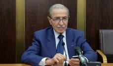 الخليل: هناك جدية برلمانية لا سيما عند بري لمكافحة الفساد والمراقبة