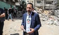 """الصليب الأحمر: وقوع ضحايا مدنيين بغزة خلال النزاع """"غير مقبول"""""""