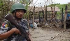 BBC: أنباء عن وقوع اشتباكات بين قوات الأمن في ميانمار ومسلحين في مدينة ماندالاي