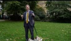 وفاة نائب بريطاني محافظ تعرض للطعن في كنيسة بلفيرس الميثودية