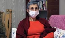 القضاء التركي حكم على النائبة الكردية السابقة ليلى غوفن بالسجن 22 عاما بتهم تتعلق بالإرهاب