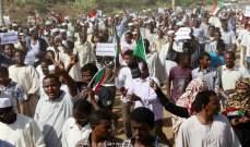 الشرطة السودانية: 16 شخصا قتلوا يومي الخميس والجمعة في الاعتصامات