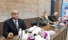 الجامعة الاسلامية أقامت اليوم الإعلامي التوجيهي بالتعاون مع إراسموس وبرعاية حماده