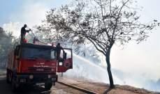"""مصادر نفت لـ""""النشرة"""" ما تم تداوله عن أن الجيش أجرى تحقيقات تبين أن الحرائق ناتجة عن مواد استخدامها لبنانيون واجانب"""