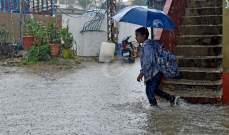 إجلاء أكثر من ستين ألف شخص جراء الأمطار الغزيرة جنوب غرب الصين