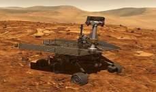 ناسا: مستكشف المريخ الالي لم يعاود الاتصال بالارض بعد انحسار العاصفة