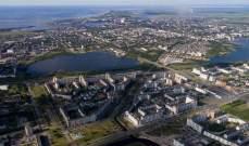 سلطات روسيا: زيادة مستويات الإشعاع من 4 إلى 16 مرة في سفرودفنسك التي شهدت انفجارا الخميس