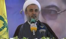 قاووق: السياسية السعودية تشكّل تهديداً حقيقياً لاستقرار لبنان
