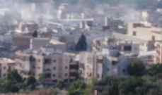 النشرة: اشتباكات بين مسلحين من حركة فتح وجند الشام في مخيم عين الحلوة