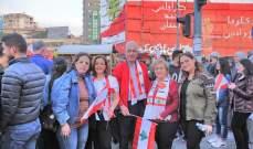 حراك طرابلس قرر نصب خيم أمام محلات الصيارفة وهيئات دعته للحفاظ على المرافق العامة