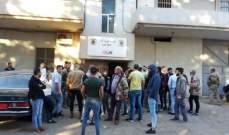 محتجون أقفلوا محطة التحويل في حلبا بسبب عدم إمداد المدينة بالتيار الكهربائي