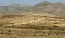استئناف المواجهات بين ارمينيا وأذربيجان