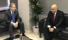 مدير دائرة المشرق في البنك الدولي: مستعدون لمساعدة لبنان في ظلّ الظّروف المالية