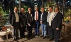 القصيفي اختتم زيارته الى سيدني بلقاء مع ممثلي القيادات الروحية اللبنانية