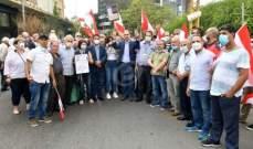 أهالي شهداء انفجار بيروت: الاعتداء علينا من قبل القوى الأمنية اليوم برسم وزير الداخلية