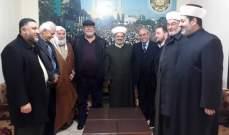 جبهة العمل الاسلامي تندد بالغارات الاسرائيلية التي استهدفت محيط دمشق