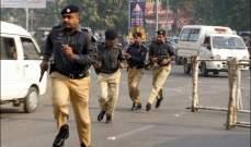 اصابة 5 أشاخص بباكستان اثر اقتحام مسلحين لحرم جامعي شمال غرب البلاد